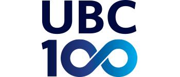 UBC 100 Logo